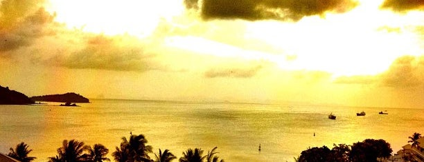 Cape Panwa Hotel Phuket is one of Origin Rest.