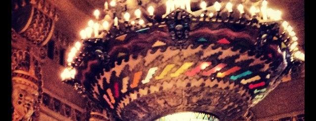 Aztec Theatre is one of Tempat yang Disimpan Avelino.