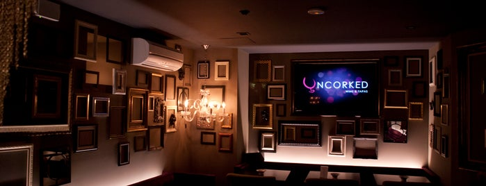 Uncorked is one of NYC Top Winebars.