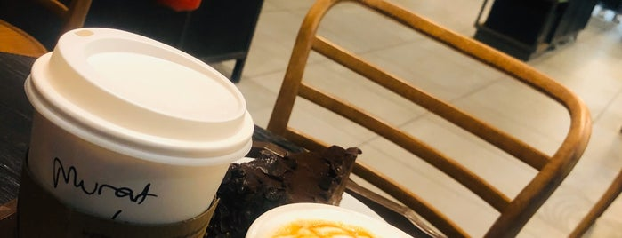 Starbucks is one of Erkanさんのお気に入りスポット.