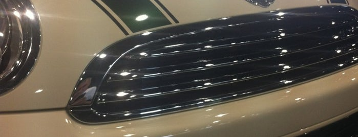 Cooper York BMW is one of Tempat yang Disukai Tone.