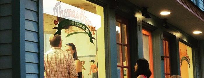 Thomas Sweet Ice Cream is one of Princeton Area Spots.