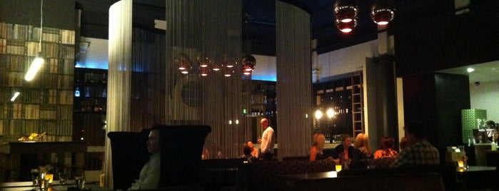 The Loft Wine Bar is one of Places to try.