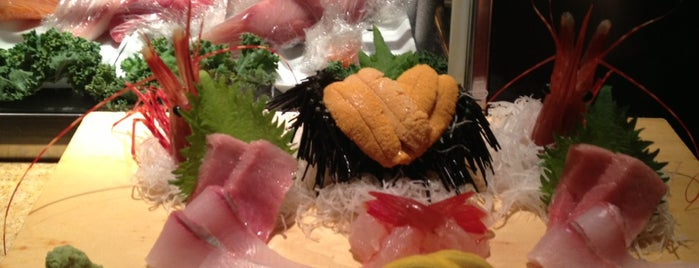 Sushi Ota is one of San Diego Faves.