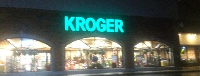 Kroger is one of Posti che sono piaciuti a Mark.