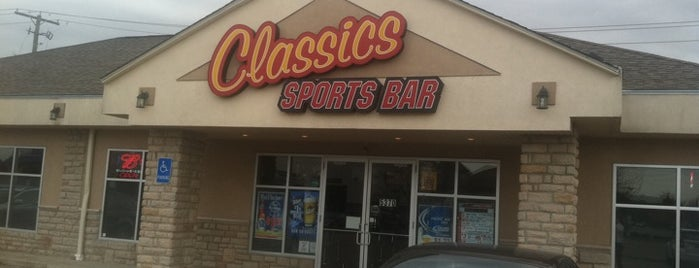 Classics is one of Columbus.