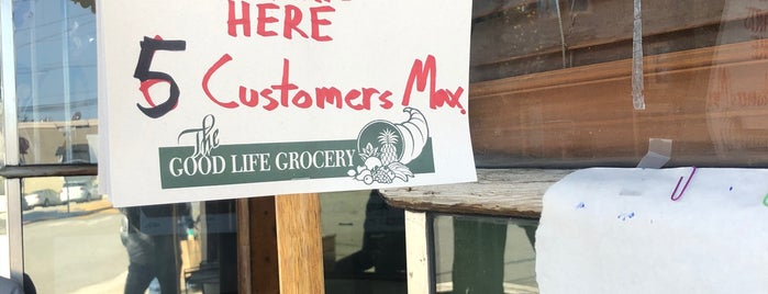 Good Life Grocery is one of The Bay.
