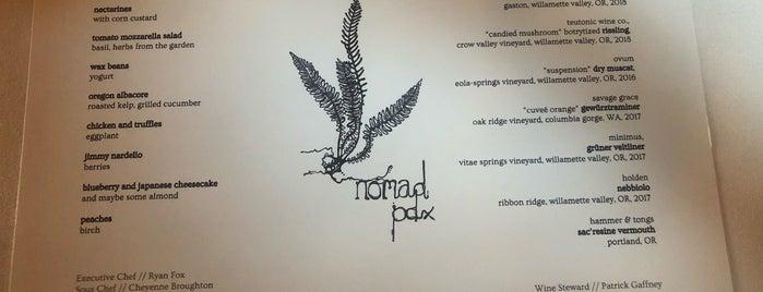 Nomad.PDX is one of Lieux sauvegardés par Tim.