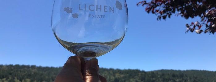 Lichen Estate is one of Mendocino.