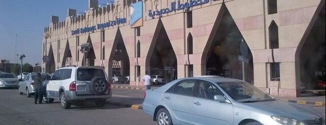 Riyadh Railway Station is one of Orte, die Azad gefallen.