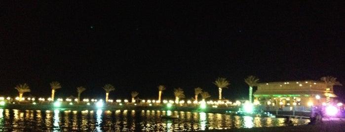 شاطئ الشرم is one of Yanbu.