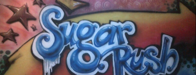Sugar Rush is one of Favorites in Egypt.