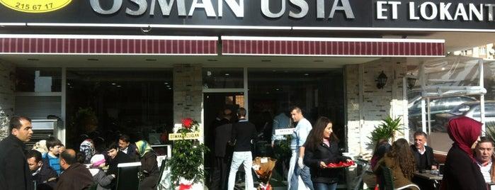 Osman Usta Et Lokantası is one of Gidilen Mekanlar 3.