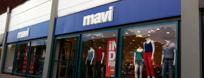 Mavi Jeans is one of Didemさんのお気に入りスポット.