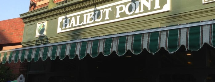 Halibut Point Restaurant & Pub is one of Gloucester.