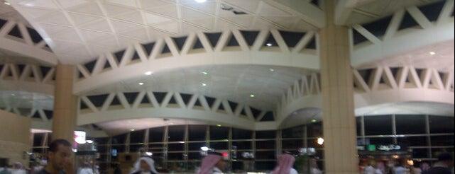 Kral Halid Uluslararası Havalimanı (RUH) is one of Airports of the World.
