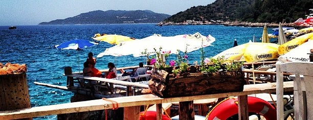 Asmaaltı Cafe & Bar is one of Kaş & Kalkan.