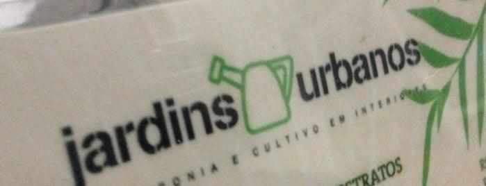 Jardins Urbanos is one of SP.