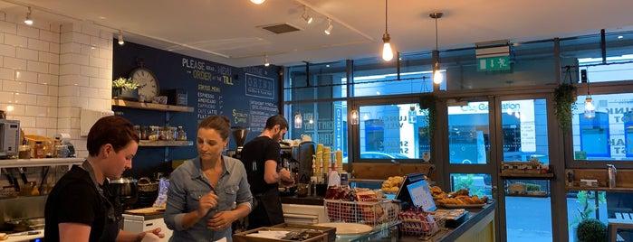 Grind Coffee & Food Hub is one of Ireland.