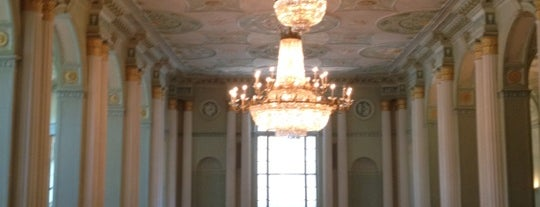 Biltmore Ballrooms is one of Movie Filming Locations in GA.