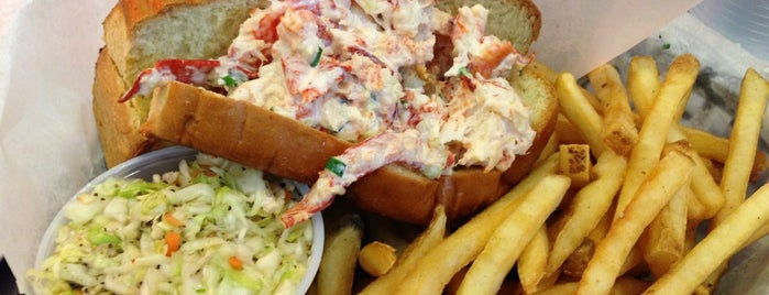 St. Paul Fish Company is one of Ultimate Summertime Lobster Rolls.
