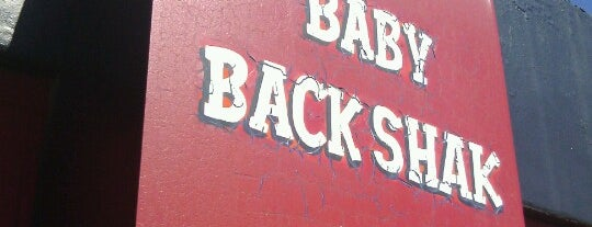 Baby Back Shak is one of Cedars.