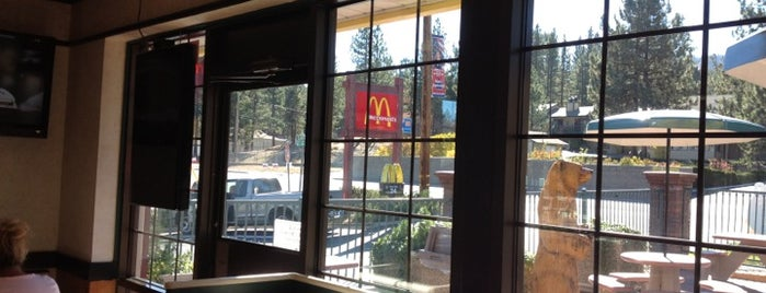McDonald's is one of Big Bear Lake (Anti-Zombie Survival).