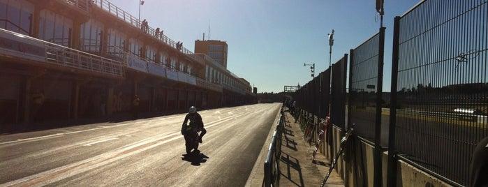 Circuit de la Comunitat Valenciana Ricardo Tormo is one of MotoGP - Circuits.
