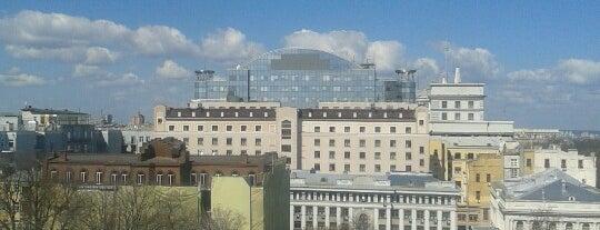 Готель «Київ» / Kyiv Hotel is one of Hotels.