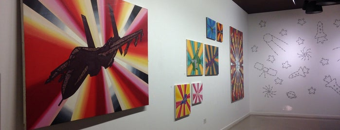 Erarta Galleries is one of Places to Go.