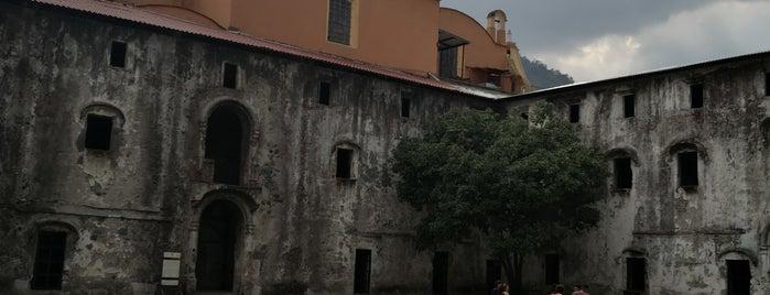 Ex Convento De San José de Gracia is one of Nallely'in Beğendiği Mekanlar.