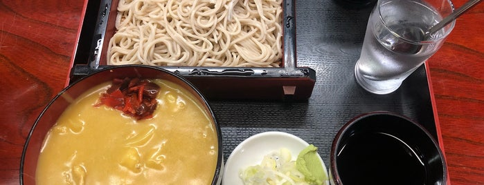 東嶋屋 is one of TOKYO-TOYO-CURRY 4.