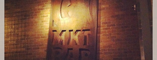 MKT BAR is one of Eat Houston.
