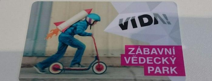VIDA! is one of Брно 2019.