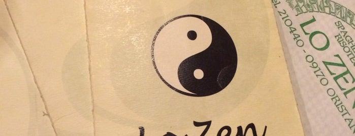 Lo Zen is one of Vegan in Sardegna.