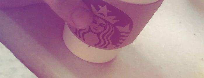 Starbucks is one of Kahve & Çay.