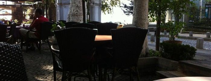 Sarıyer - Emirgan Cafeler