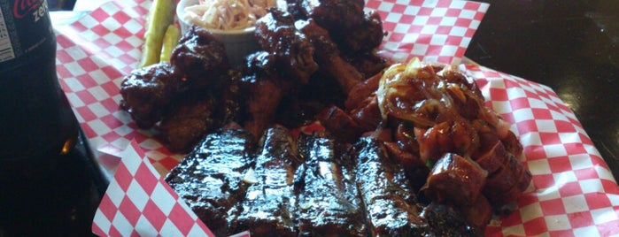 Pig Out BBQ is one of You Gotta Eat Here!.
