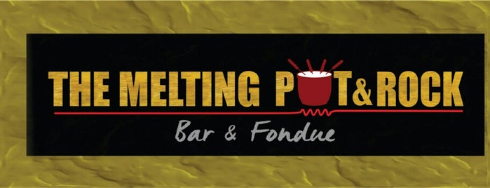 The Melting Pot & Rock is one of pour manger =).