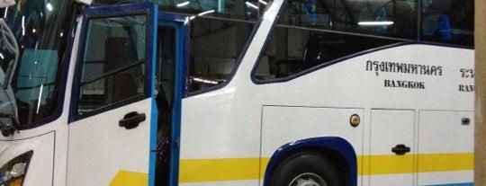 สถานีขนส่งผู้โดยสารระนอง is one of Thailand.