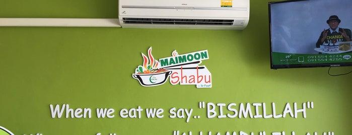 Maimoon Shabu is one of Orte, die Lukman gefallen.