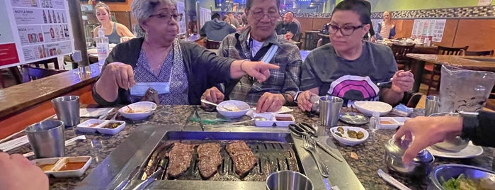 Han Doo Korean BBQ is one of San Diego want to go.