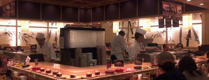 鈴の屋 名古屋オアシス21店 (栄東店) is one of ノマドスポット in 名古屋.