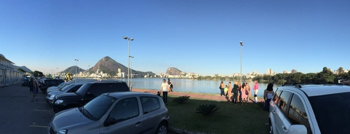 Lagoon is one of Trip Rio.