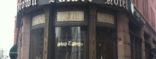Ship Tavern at The Brown Palace is one of Denver Bars.