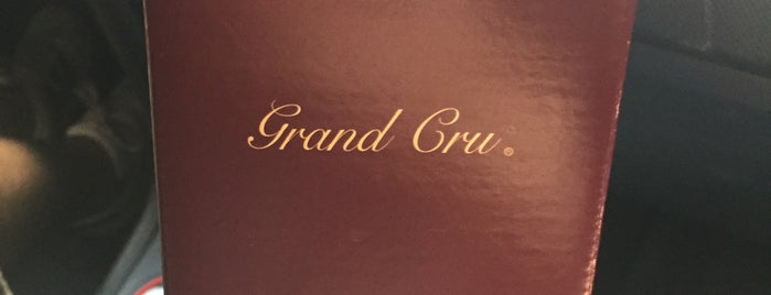 Grand Cru is one of Onde comer.