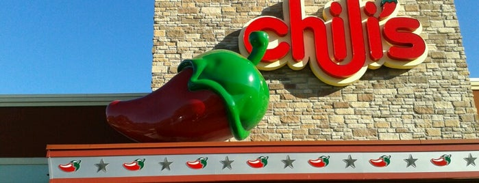 Chili's Grill & Bar is one of Delicious Food.