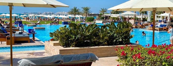 Rixos Premium Dubai is one of สถานที่ที่ Tolga ถูกใจ.