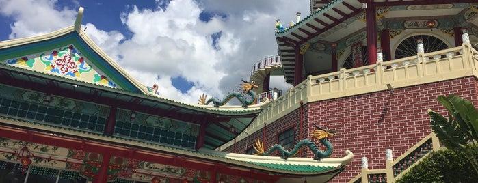 Philippine Taoist Temple is one of Cebu 101.