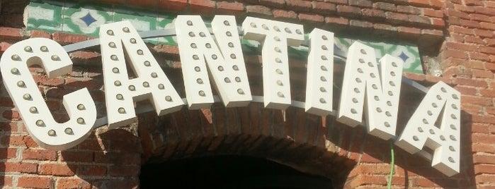 Cantina Matadero is one of Madrid - Cosy Restaurants.